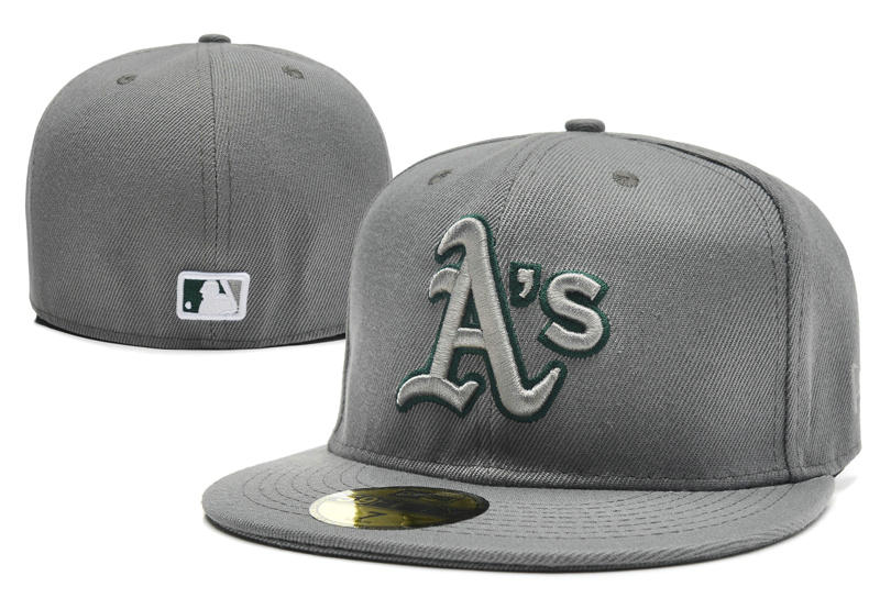 Oakland Athletics Fitted Hat LX 0701