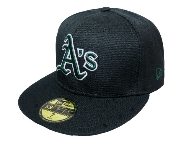 Okaland Athletics MLB Fitted Hat LX01