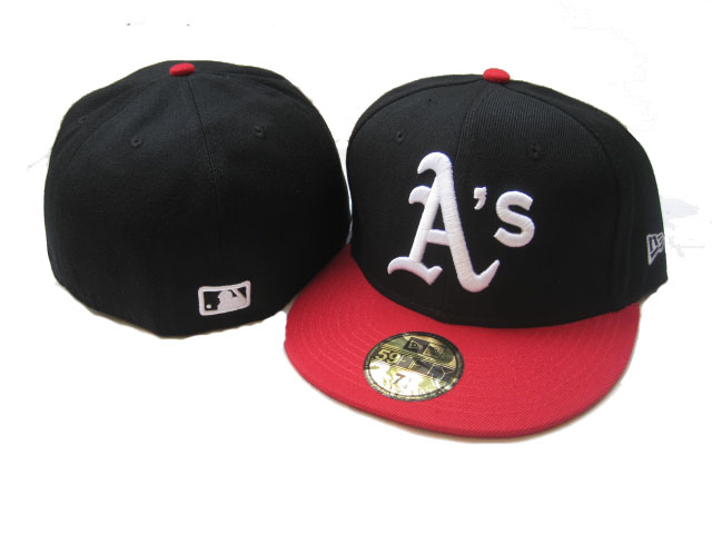 Okaland Athletics MLB Fitted Hat LX13