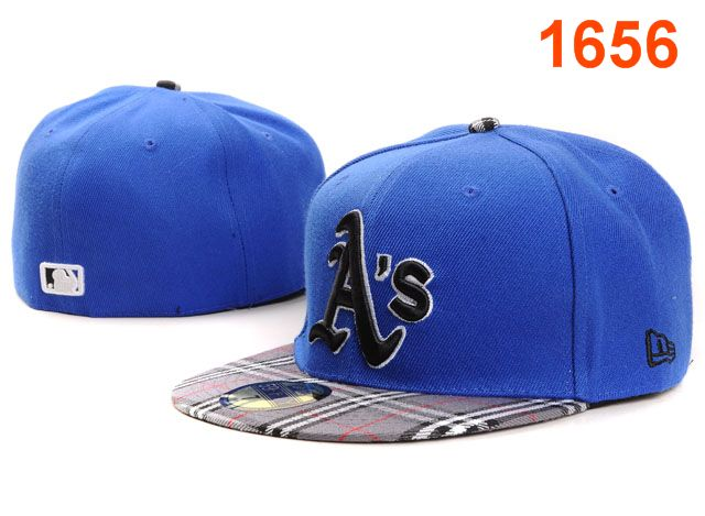 Okaland Athletics MLB Fitted Hat PT28