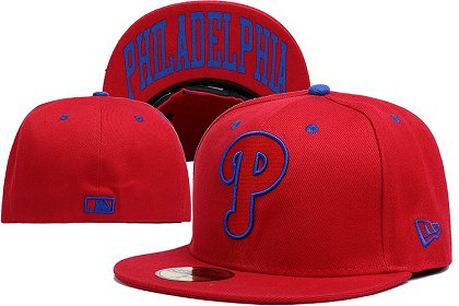 Philadelphia Phillies LX Fitted Hat 140802 0142