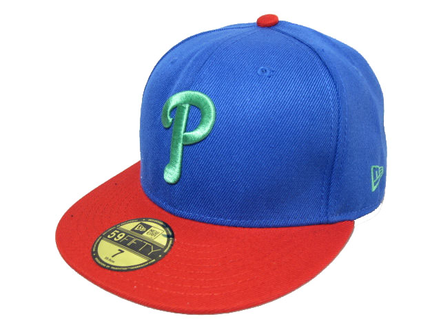 Philadelphia Phillies MLB Fitted Hat LX03