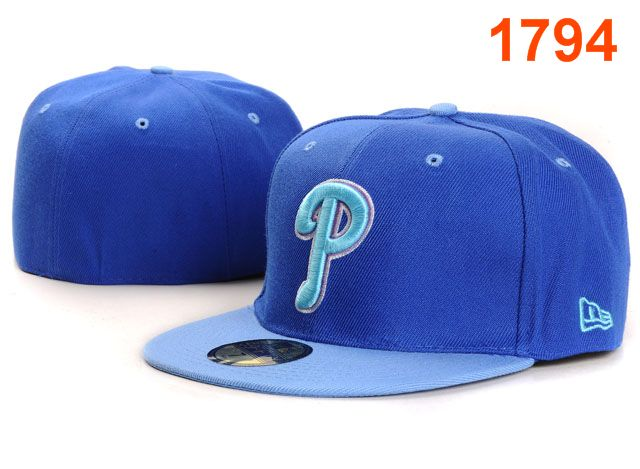 Philadelphia Phillies MLB Fitted Hat PT04