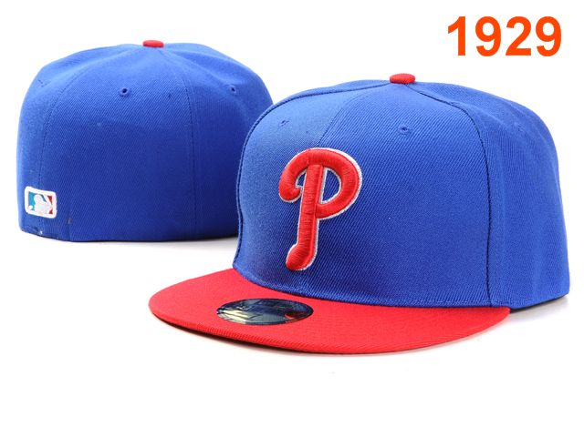 Philadelphia Phillies MLB Fitted Hat PT12