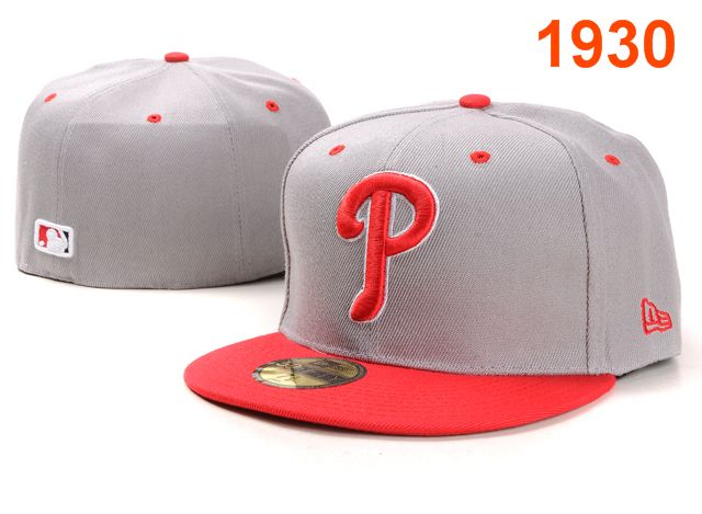 Philadelphia Phillies MLB Fitted Hat PT13