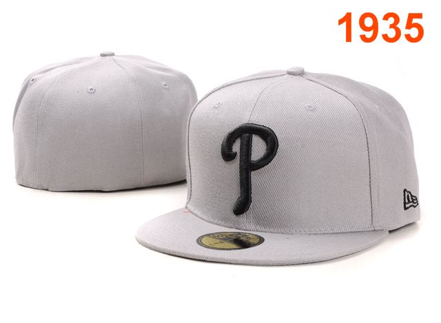 Philadelphia Phillies MLB Fitted Hat PT15