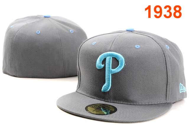 Philadelphia Phillies MLB Fitted Hat PT17