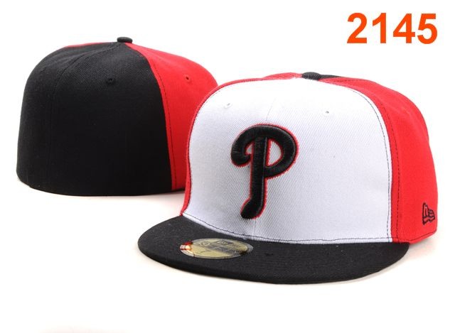 Philadelphia Phillies MLB Fitted Hat PT19