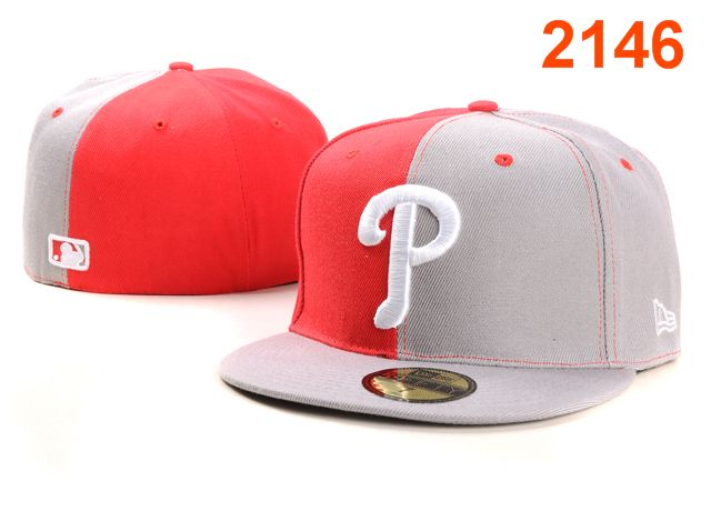 Philadelphia Phillies MLB Fitted Hat PT20