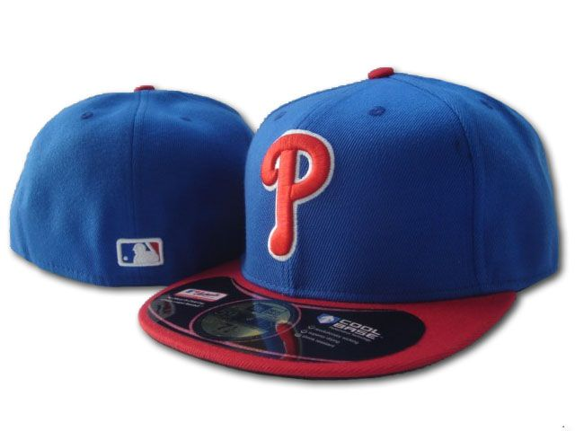 Philadelphia Phillies MLB Fitted Hat SF2