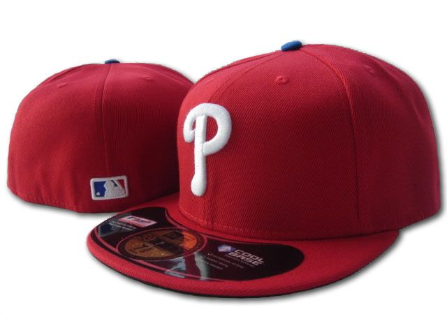 Philadelphia Phillies MLB Fitted Hat SF3