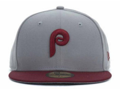 Philadelphia Phillies MLB Fitted Hat SF4