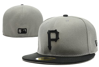 Pittsburgh Pirates LX Fitted Hat 140802 0115