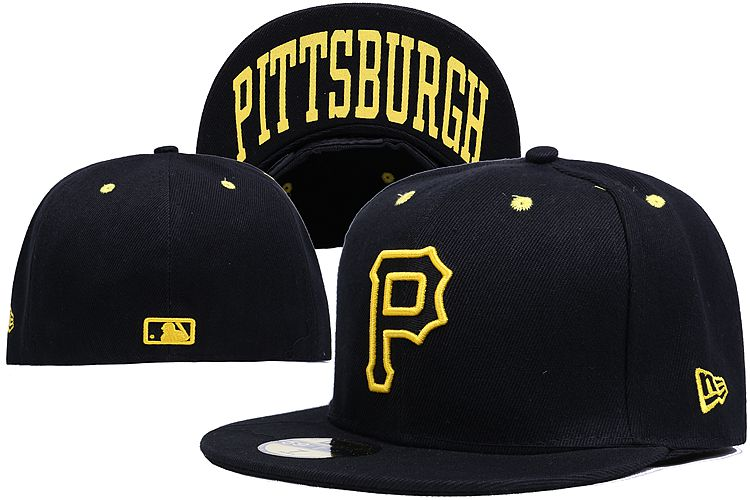 Pittsburgh Pirates LX Fitted Hat 140802 0135
