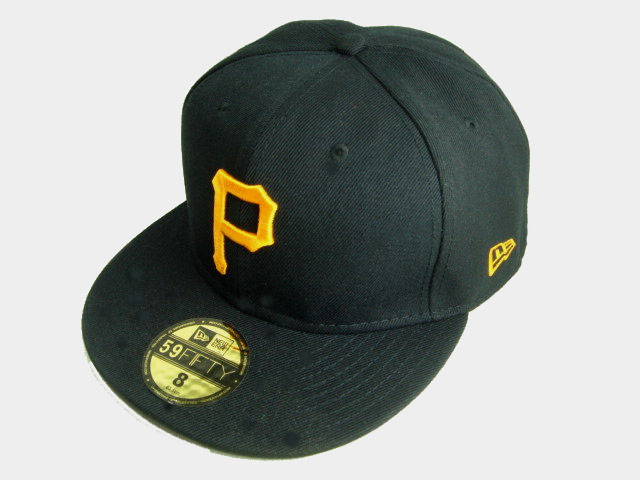 Pittsburgh Pirates MLB Fitted Hat LX3