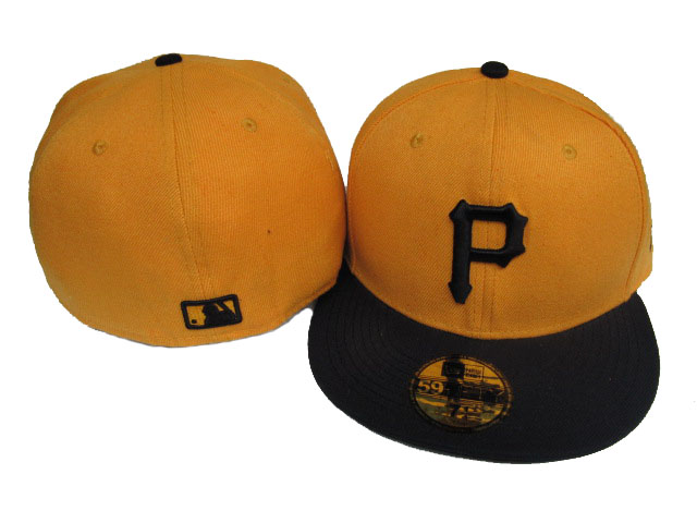 Pittsburgh Pirates MLB Fitted Hat LX7
