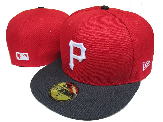 Pittsburgh Pirates MLB Fitted Hat LX8