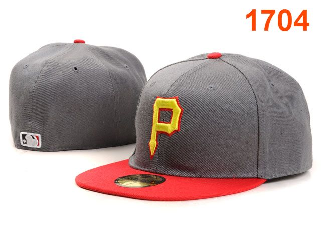 Pittsburgh Pirates MLB Fitted Hat PT01