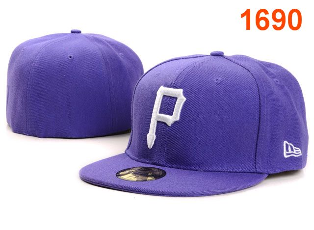 Pittsburgh Pirates MLB Fitted Hat PT02
