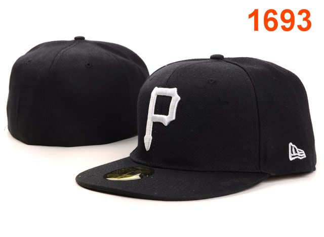 Pittsburgh Pirates MLB Fitted Hat PT04