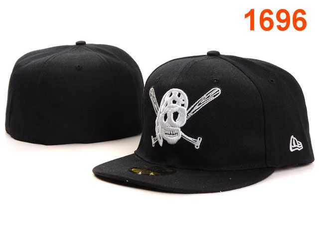 Pittsburgh Pirates MLB Fitted Hat PT07