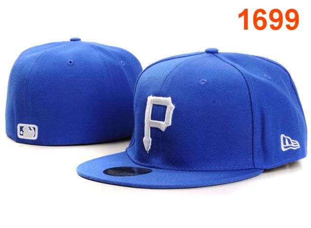 Pittsburgh Pirates MLB Fitted Hat PT10