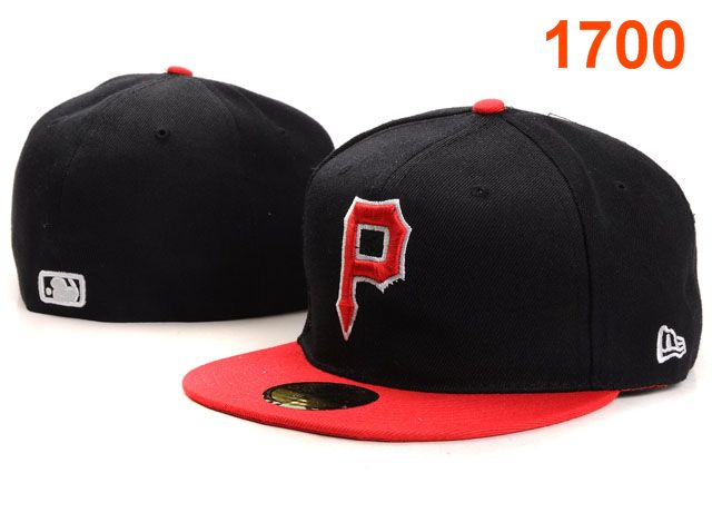 Pittsburgh Pirates MLB Fitted Hat PT11
