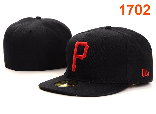 Pittsburgh Pirates MLB Fitted Hat PT12