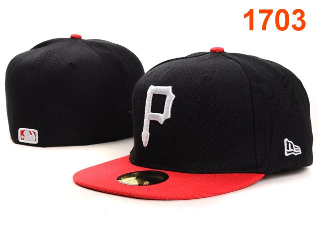 Pittsburgh Pirates MLB Fitted Hat PT13
