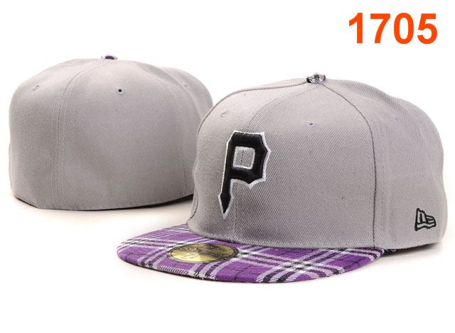 Pittsburgh Pirates MLB Fitted Hat PT14