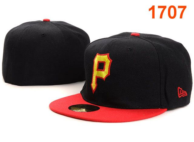 Pittsburgh Pirates MLB Fitted Hat PT16
