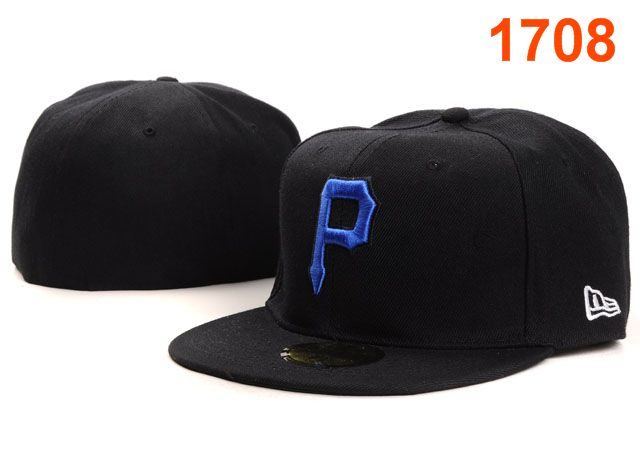 Pittsburgh Pirates MLB Fitted Hat PT17