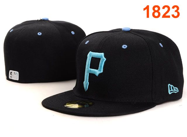 Pittsburgh Pirates MLB Fitted Hat PT18