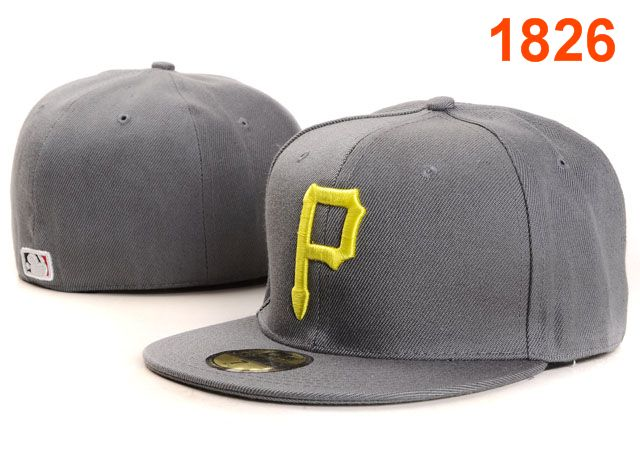 Pittsburgh Pirates MLB Fitted Hat PT20