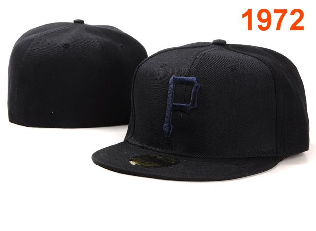 Pittsburgh Pirates MLB Fitted Hat PT25