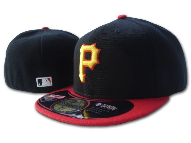 Pittsburgh Pirates MLB Fitted Hat sf1