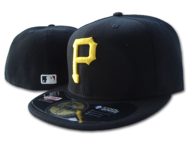 Pittsburgh Pirates MLB Fitted Hat sf2