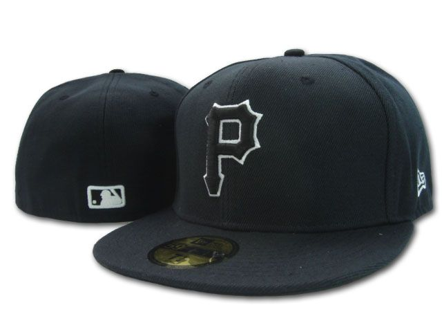 Pittsburgh Pirates MLB Fitted Hat sf3