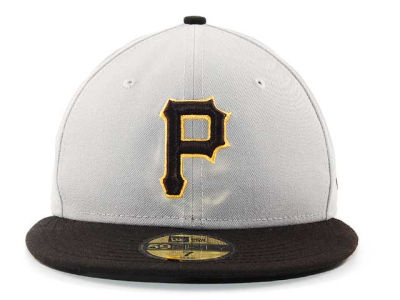 Pittsburgh Pirates MLB Fitted Hat sf4