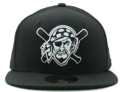 Pittsburgh Pirates MLB Fitted Hat sf6