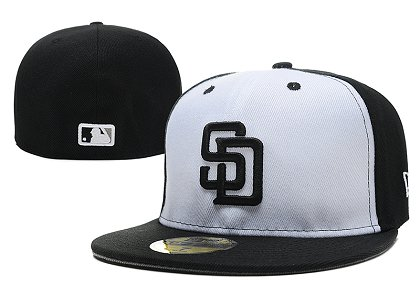 San Diego Padres LX Fitted Hat 140802 0125