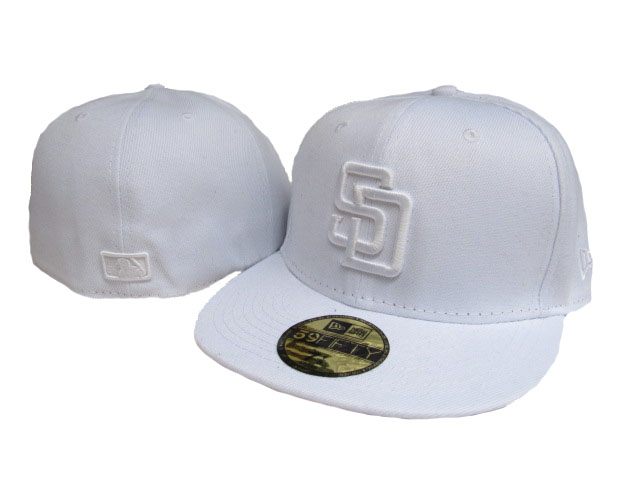 San Diego Padres MLB Fitted Hat LX3
