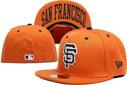San Francisco Giants LX Fitted Hat 140802 0140