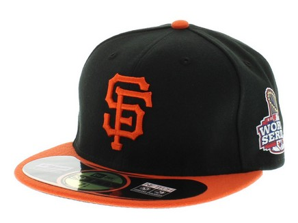 San Francisco Giants 2012 MLB WORLD SERIES HAT Sf2