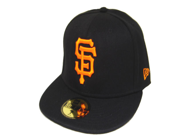 San Francisco Giants MLB Fitted Hat LX01