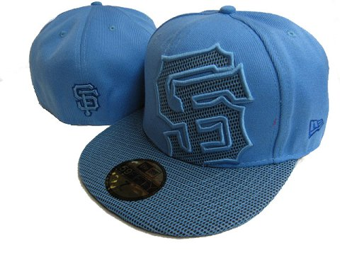 San Francisco Giants MLB Fitted Hat LX04