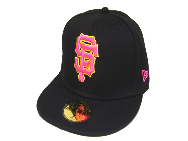 San Francisco Giants MLB Fitted Hat LX05