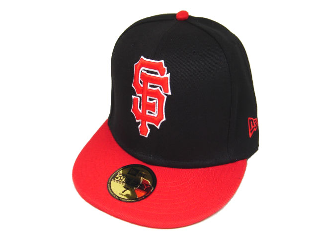 San Francisco Giants MLB Fitted Hat LX12