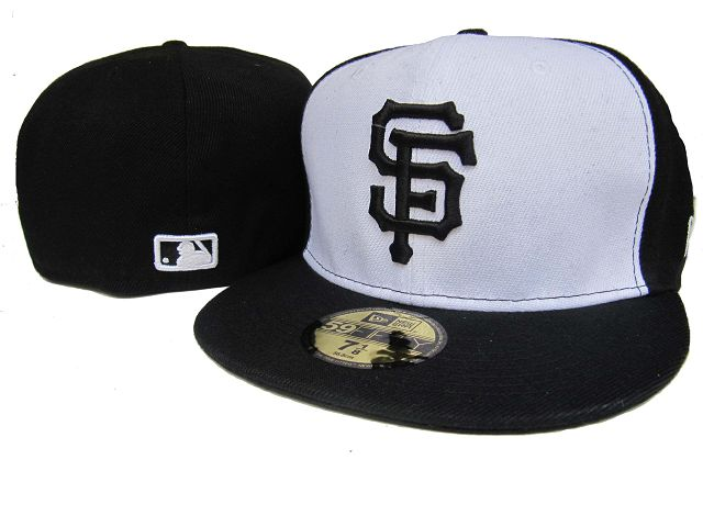 San Francisco Giants MLB Fitted Hat LX16