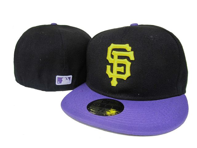 San Francisco Giants MLB Fitted Hat LX18